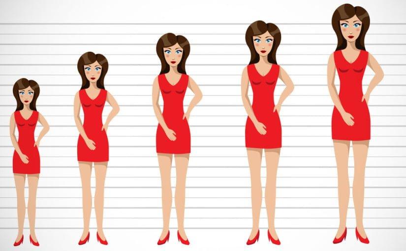 लंबाई या ऊंचाई कैसे बढ़ाएं?