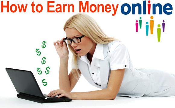 इन्टरनेट के ज़रिये पैसा कमाने का तरीका
