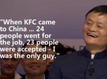 Chinese Billionaire Jack Ma Famous Inspirational QUotes