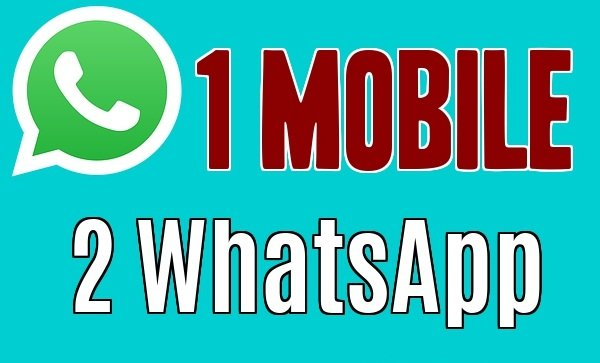 Ek 1 Mobile Me 2 Do Whatsapp Account Kaise Chalaye