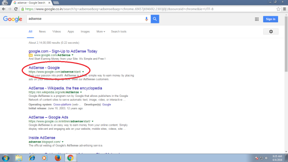 Google Adsense Apply Kaise Kare