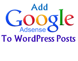 Google Adsense Code Ko WordPress Blog Me Kaise Lagaye – Add Kare