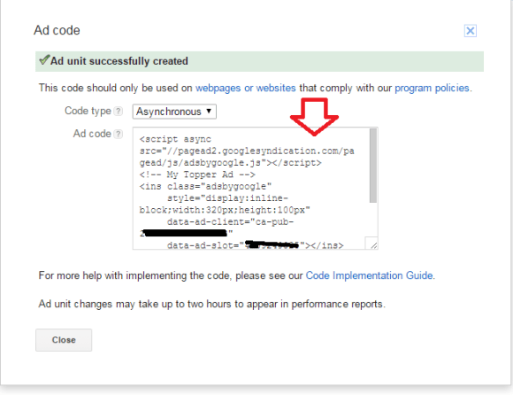 Google Adsense Code ko WordPress Blog Me Kaise lagate Hai