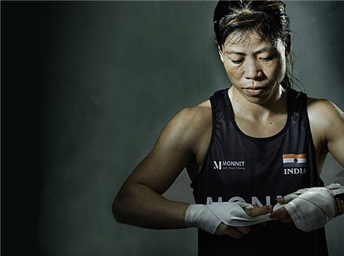 Inspiring & Motivational Quotes Thoughts Of Mary Kom Images