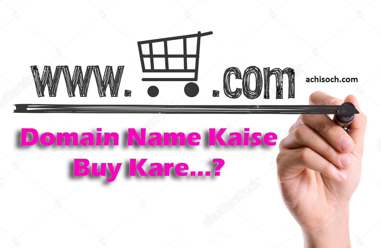 Godaddy Se Domain Kaise Purchase Kare Kharide
