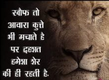 Attitude Quotes in Hindi for Whatsapp Status Dp