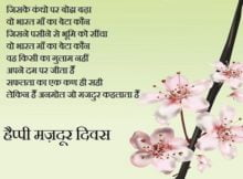 Labor Day Quotes Sayings in Hindi
