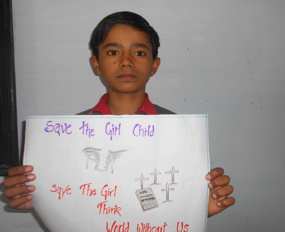 Pulse Polio Slogans in Hindi सिर्फ दो बूंद ज़िन्दगी के