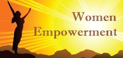 Slogan on Women Empowerment Hindi