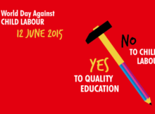 Slogans On Child Labour बाल मजदूरी पर नारे