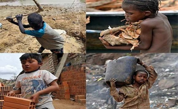 Stop Child Labour Slogans, Nare