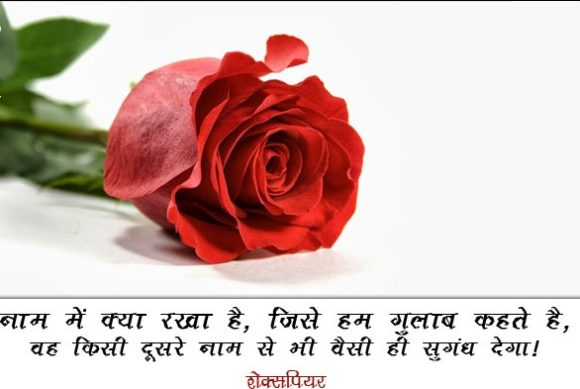 William Shakespeare Quotes on Life in Hindi