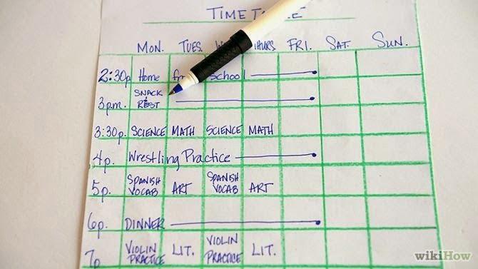 Padhai Study Ke Liye Time Table Kaise Banaye in Hindi