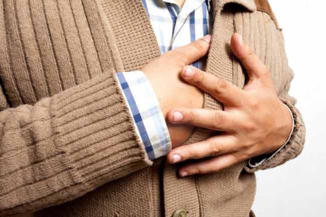 Sine Me Dard Ke Karan - Chest Pain Problem
