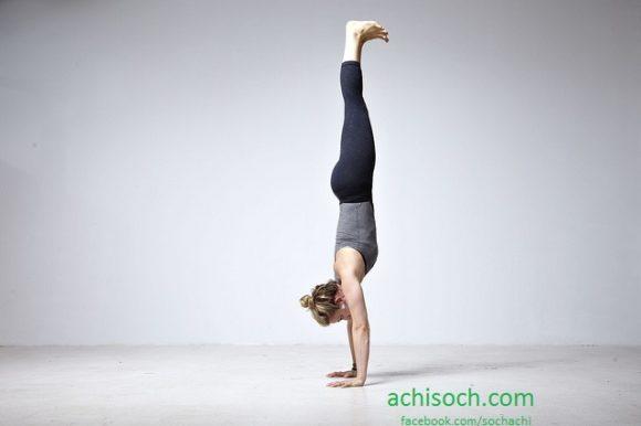 Adho Mukha Vrksasana Kaise Kare Fayde Handstand Yoga Hindi