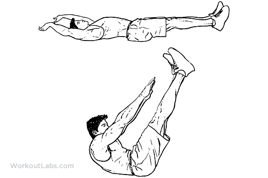 jackknife-exerice-best-for-six-pack