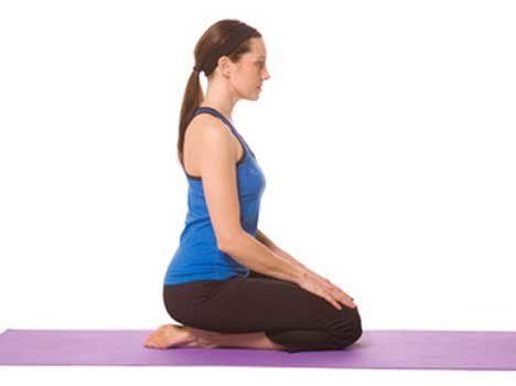 Vajrasana Kaise Kare Health Benefits in Hindi