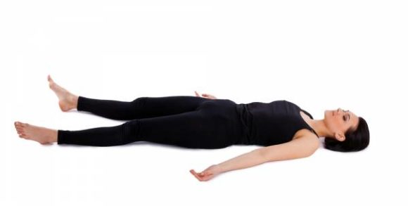 Savasana Yog Steps and Benefits in Hindi