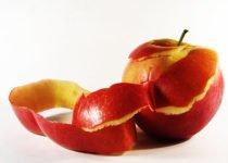 सेब के छिलके के फायदे - Apple Peels Benefits in Hindi